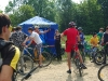Велозбір біля озера