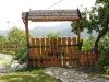 Приватна садиба «Гомул», ворота