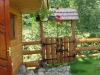 Приватна садиба «Гомул», на подвір'ї