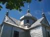 Церква в селі Бабин збудована в 1894 році, відбудована в 2000