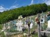 Кладовище в селі Бабин