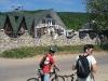 Викочуємось в Соколівку просто до дороги