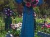 Тут спочиває раба божа дівчина Анна Ганущак донька Івана і Параскі (1912–1930)