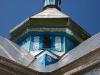 Дерев'яна п'ятизрубна церква Успіння Богородиці в Пістині