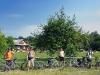 Пасіка Св. Миколая НПП «Гуцульщина» біля села Кобаки має більше 40 вуликів