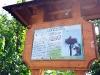Маршрут проходить біля «Гнізда лелеки» — екологічної зупинки №6