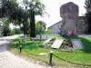 Пам'ятник односельчанам в селі Рибне
