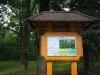 Екологічна зупинка, лісовий масив «Дичина» НПП «Гуцульщина». Назва залишилась від диких тварин, яких тут було багато в 40-50-х роках. Площа масиву 57 га. Тут проходять змагання туристів-краєзнавців району.