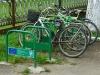 Велопаркінг біля інституту