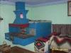 Спальня з гуцульською пічкою