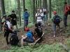 Групове фото в Шешорівському лісі