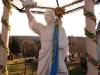 Капличка біля церкви Успіння Богородиці в Пістині