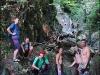Велотріпери в пошуках печери