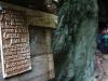 Меморіальна дошка, виготовлена в Косові до 250-річчя трагічної загибелі легендарного Олекси Довбуша