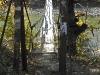 Дерев'яна кладка через Черемош