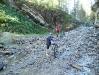 Ведуться лісорозробки і все перекопано-розрито