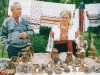 Родина Стрипків на Гуцульському фестивалі у Косові