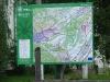 Інформаційний щит в Косові