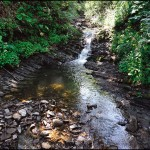 У Снідавців багато водоспадів