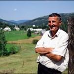 Петро Думітрак (Софачок) має садибу зеленого туризму в Шепоті
