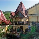 Ресторан «Аркан» у Шешорах