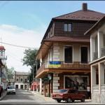 Центр смт. Кути