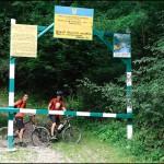 Територія Вижницького парку