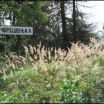 Черешенька — гарна назва для села