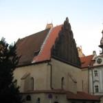 одна із найстаріших в Європі Старонова синагога (1270 р),
