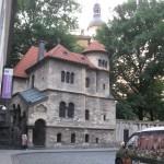Клаусова синагога 17ст. в кварталі Йосефова і...