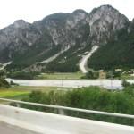 Туршники пониску скал в австрійських Альпах