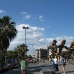 Барселона це стокілометрова павутина доріжок для велопересування