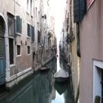( В 421 році при заснуванні Венеції не проклали велодоріжок. Лалман зі своїм винаходом запізнився на 1445 років.)