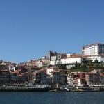 Ми ще раз кинули прощальний погляд на Рібейру, історичний центр Порту, що є ніби столицею великої північноатлантичної агломерації Португалії ( 1,9 млн. чол.) і поїхали на вокзал , щоб доїхати назад в Турейру