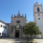 Знаменитий єзуїтський монастир в якому захоронена дочка короля Афонсу 5, Жоанна., Поруч, де стоять велосипеди, кажуть, не менш знаменитий музей ,на огляд якого треба цілий день
