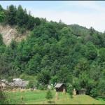 Скелясті гори у Соколівці