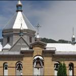 Дзвіниця та церква Св. Духа у Соколівці
