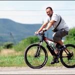 Стеф відкриває свій велосезон