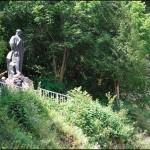 Перший на Гуцульщині пам'ятник Шевченкові під Сокільським