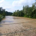 Переїхали річку Пістиньку
