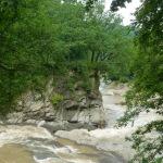 Знамениті Сріблясті водоспади