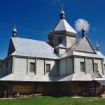 Святодухівська церква (1876 р.) в Соколівці