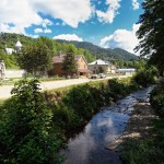 Ріка Річка в селі Річка