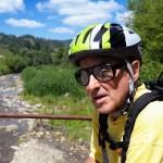 Каньйон річки Брустурки багатий мальовничими скалями, відслоєннями, закрутами