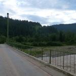 Вантовий міст у Криворівні