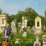 Порекомендували нам ще заїхати на цвинтар