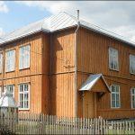 Приміщення старої школи у Яворові школа