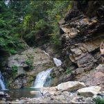 Водоспад Великий гук в с. Шепіт