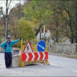 Міст між Соколівкою і Яворовом