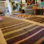 Надзвичайно міцний килим з шовковими нитками